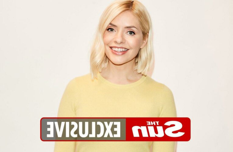 Holly Willoughby stripped off her clothes every time she entered her house to avoid spreading germs in lockdown