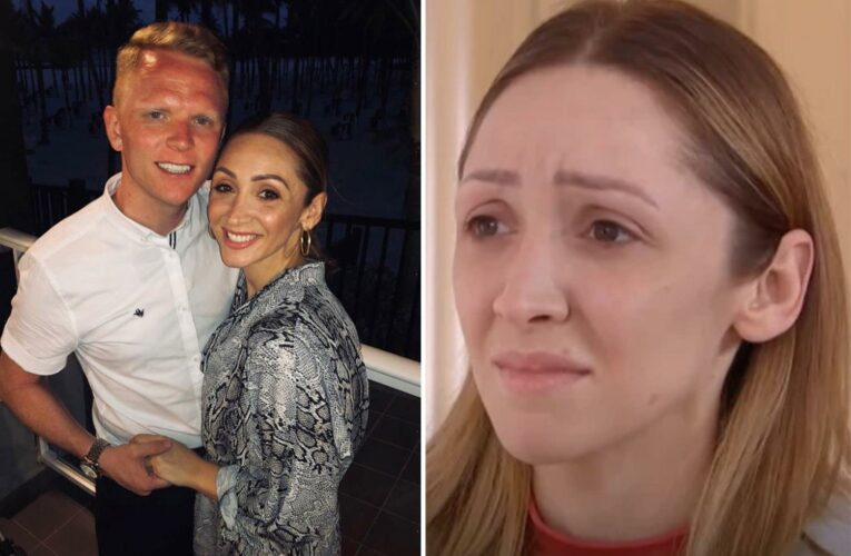 Hollyoaks Lucy-Jo Hudson had to call an ambulance after partner coughed up BLOOD in Covid battle