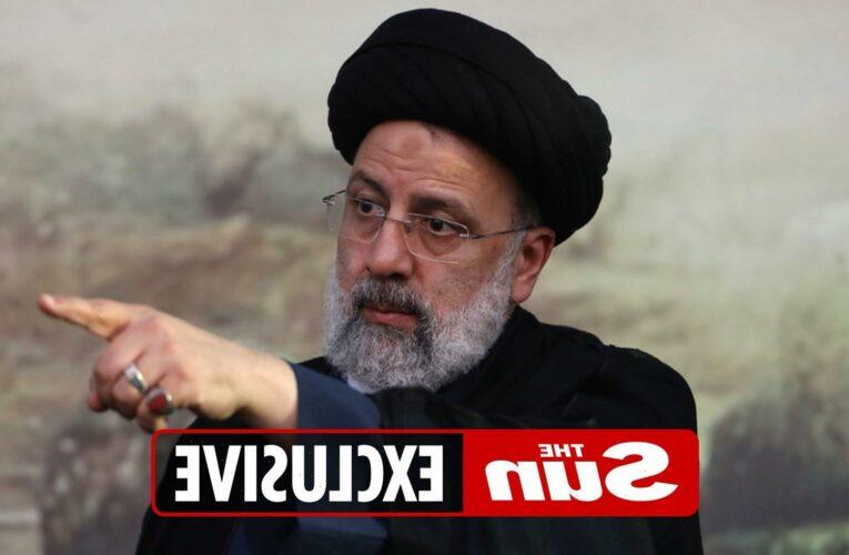 Horrors of Iran's 'next president' Ebrahim 'The Butcher' Raisi who tortured pregnant women & threw people off cliffs