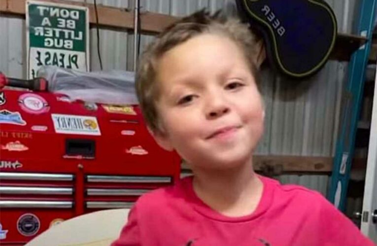 Houston boy Samuel Olson died weeks before he was reported missing: report