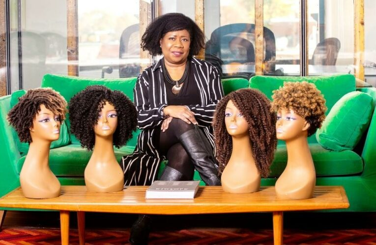 How a Breast Cancer Survivor Launched a Medical Wig Company For Curly and Coily Hair Types