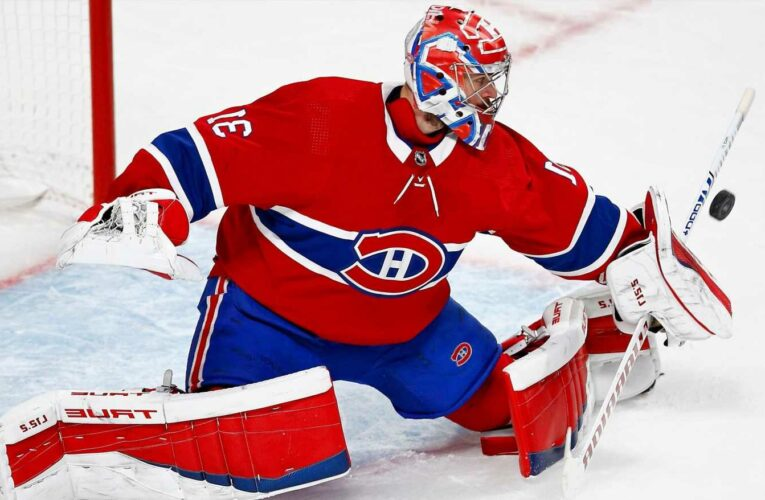 How many firing squads can Carey Price turn back?