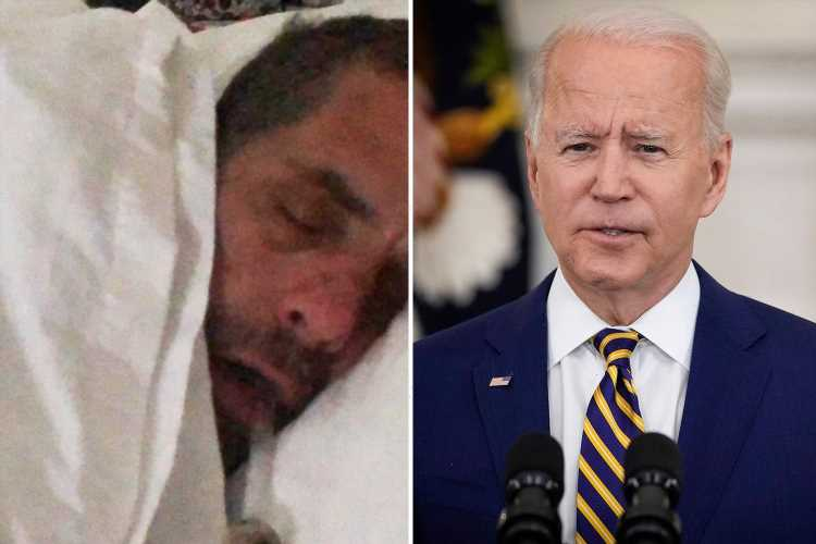 Hunter Biden's laptop 'reveals he accidentally paid Russian prostitute $25,000 from dad Joe's account'