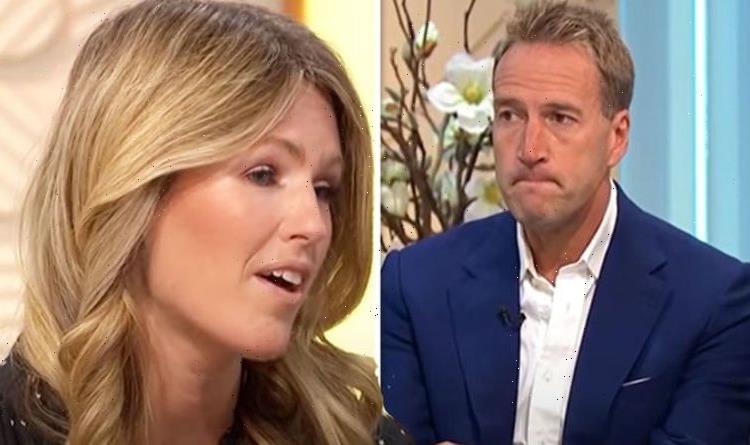 'I will totally lose it' Ben Fogle's wife Marina talks frustration in rare family insight