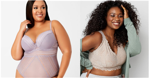 I'm Curvy, and Wearing Lingerie For the First Time Totally Boosted My Confidence