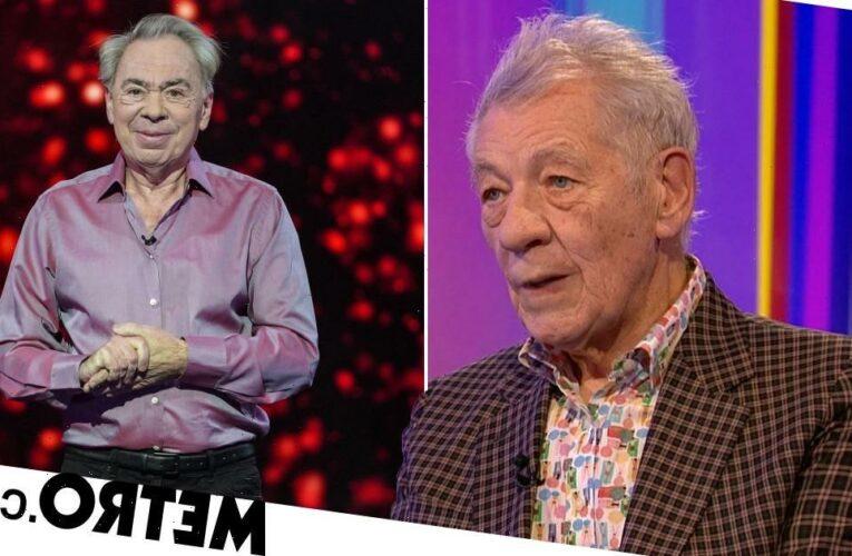 Ian McKellen weighs in on Andrew Lloyd Webber's defence of theatres reopening