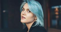 Introducing bubblegum blue hair, the hair colour set to dominate summer