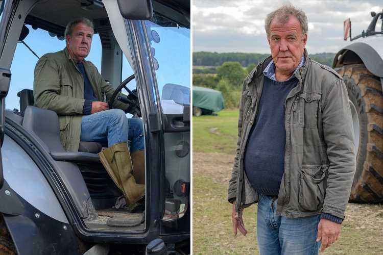 Jeremy Clarkson lands second series of hit Amazon show Clarkson's Farm