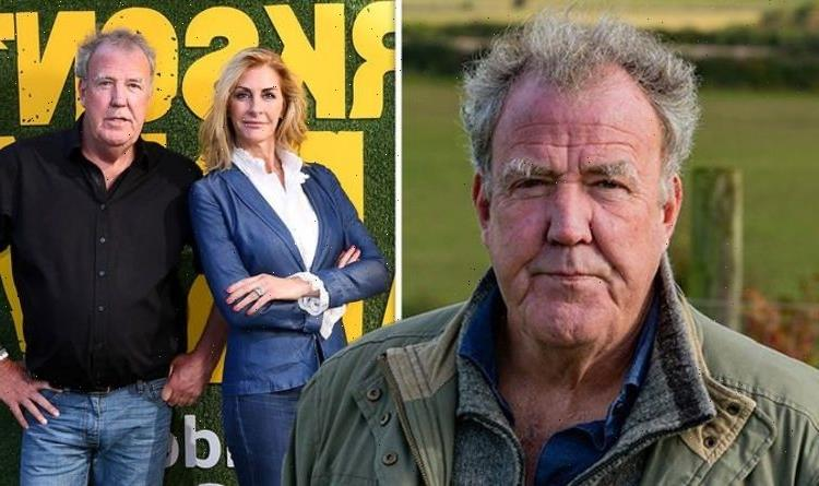 Jeremy Clarkson's girlfriend Lisa Hogan opens up on his 'petrifying' health scare