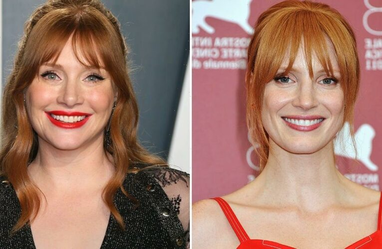 Jessica Chastain's TikTok Is Here to Remind You That She Is Not Bryce Dallas Howard