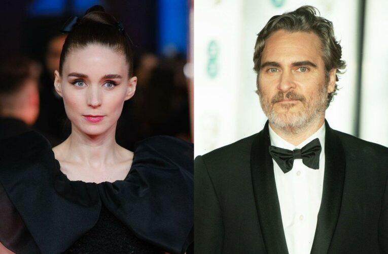 Joaquin Phoenix and Rooney Mara Set for Onscreen Reunion With 'Polaris'