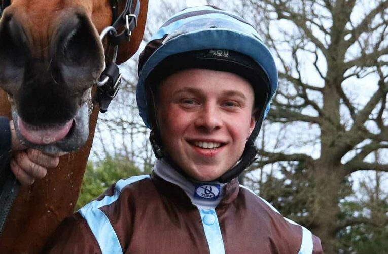 Jockey Levi Williams BANNED for six months after positive cocaine AND cannabis tests