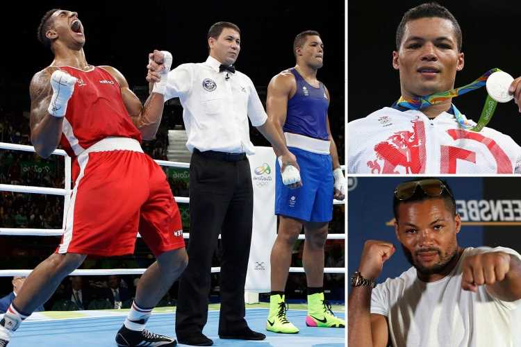 Joe Joyce could finally get Olympic gold after Rio 2016 scandal as well as a lounge and Wikipedia page to be proud of