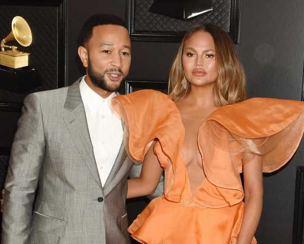 John Legend Gives Update On How Chrissy Teigen Is Doing Amid Bullying Scandal!