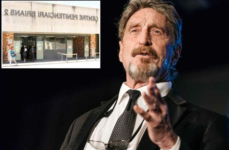 John McAfee died of suicide, autopsy results confirm
