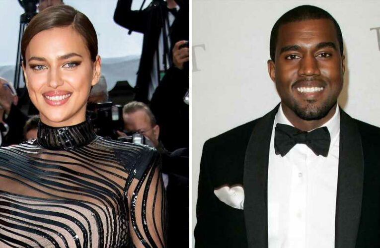 Kanye West Made the 1st Move With Irina Shayk, Loves That She's 'Laid-Back'