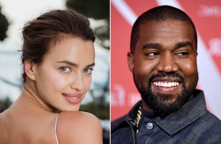 Kanye West spotted with Irina Shayk on French vacation amid dating rumors