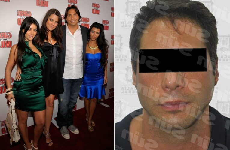 Kardashian pal Joe Francis arrested & accused of 'grabbing woman by the neck & spitting in her face to give her Covid'