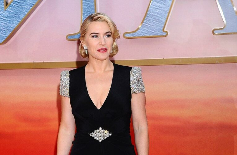 Kate Winslet's Over Nude Scenes: 'I'm Just Not That Comfortable Doing It Anymore'