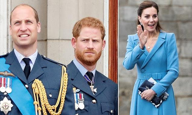 Kate 'may step in to attend Diana statue unveiling if Harry can't'