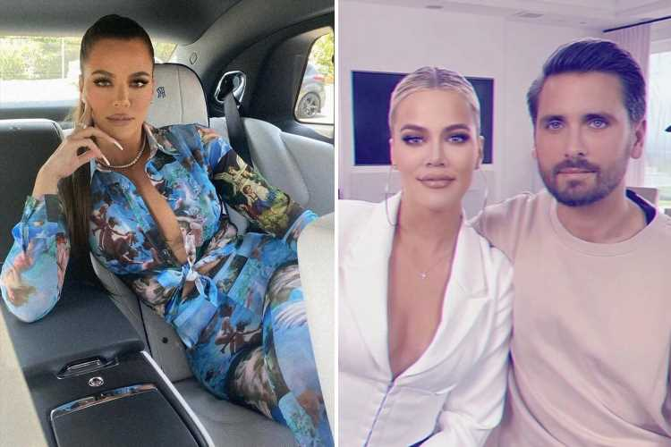 Khloe Kardashian defended by BFF Scott Disick after troll makes fun of her changing looks & asks 'who is she?'
