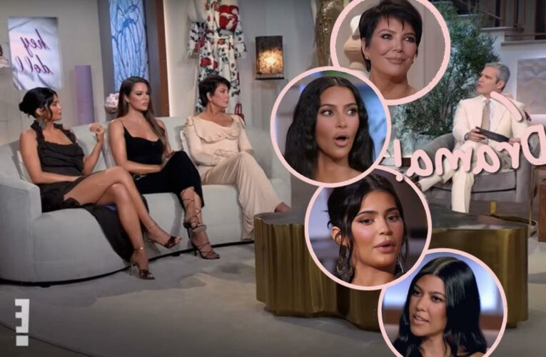 Kim Kardashian Says She Nearly Pulled A Runaway Bride On Kris Humphries, Plus More KUWTK Reunion Pt. 1 Highlights HERE!