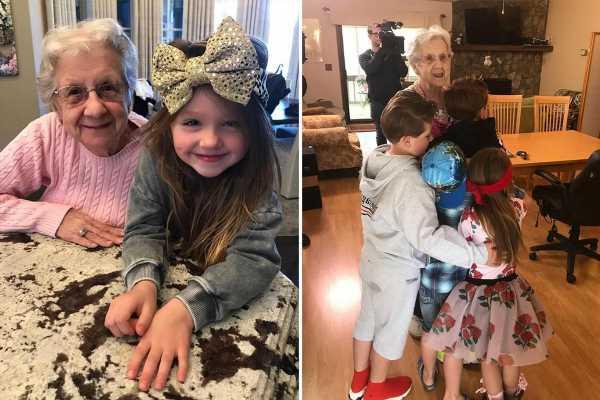 Kim Zolciak's longtime psychic Grandma Rose dies after undergoing chemotherapy as Bravo star says 'my heart is broken'