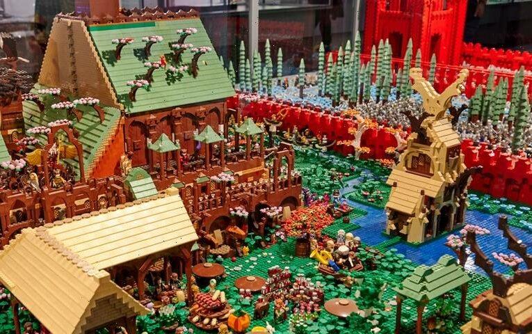LEGO Group Announces First-Ever LEGOCON