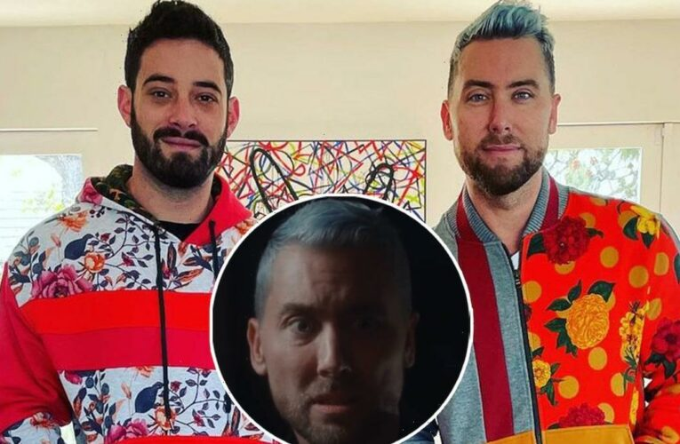 Lance Bass and Husband Michael Turchin Expecting Twins — See Spooky Announcement!