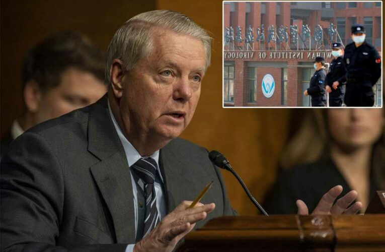 Lindsey Graham: Skeptics of Wuhan lab leak theory 'were covering their ass'