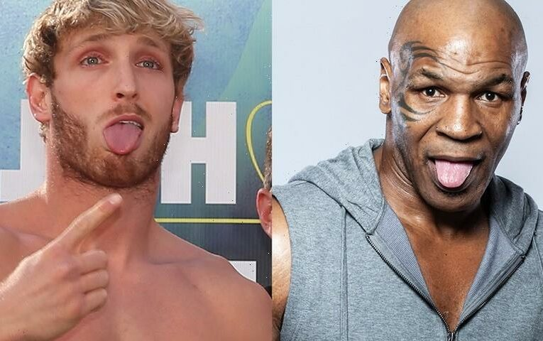 """Logan Paul Says, """"You Can't Tell Me I Can't Beat Mike Tyson. He's Old, Old,"""""""