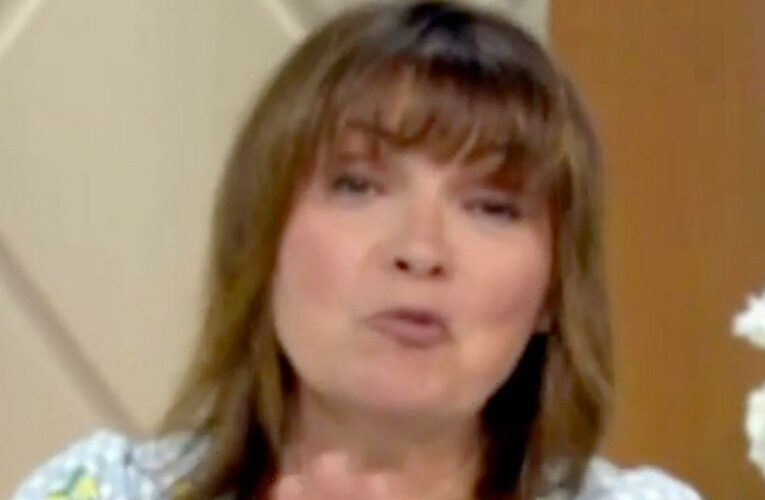 Lorraine says 'we've had enough' as she slams Harry and Meghan over interviews