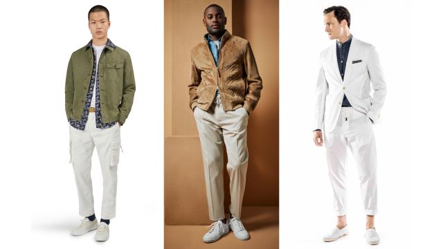 Luxurious Casualwear Shines Bright at Milan Men's Fashion Week
