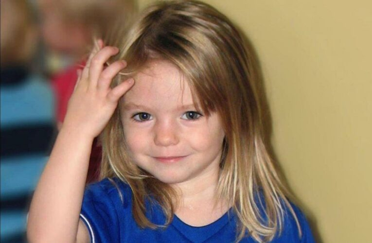 Madeleine McCann cops to 'probe clairvoyant's claim she's buried in forest just six miles from where she disappeared'