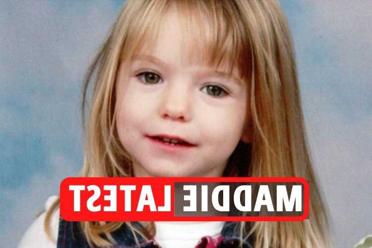 Madeleine McCann latest – Toddler murdered hours after vanishing & body will be found in Portugal woods, psychic claims