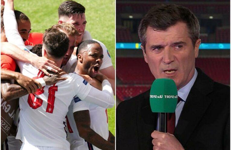 Man Utd legend Roy Keane 'impressed' by England's 1-0 win over Croatia in Euro 2020 opener at Wembley