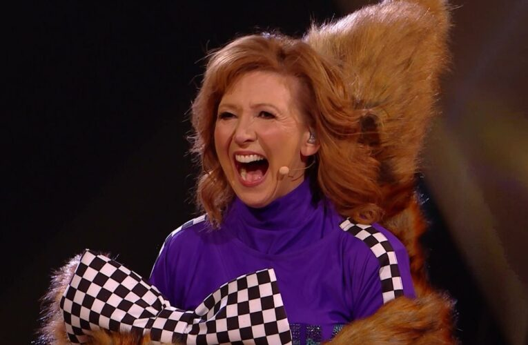 Masked Dancer fans in shock over Bonnie Langford's real age after she is unmasked as Squirrel