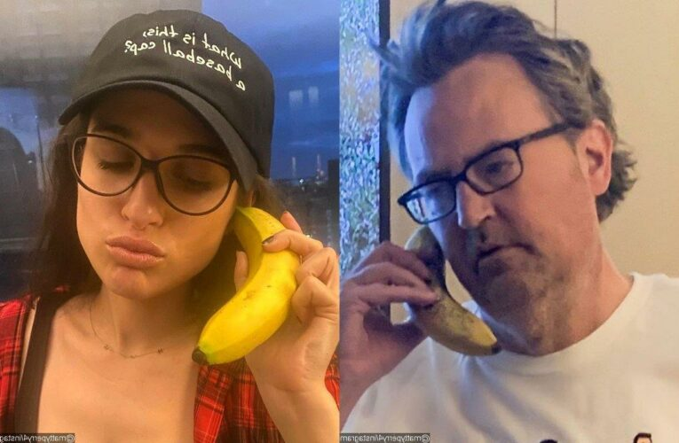 Matthew Perry Sparks Dating Rumors With His Assistant Days After Announcing Split From Molly Hurwitz