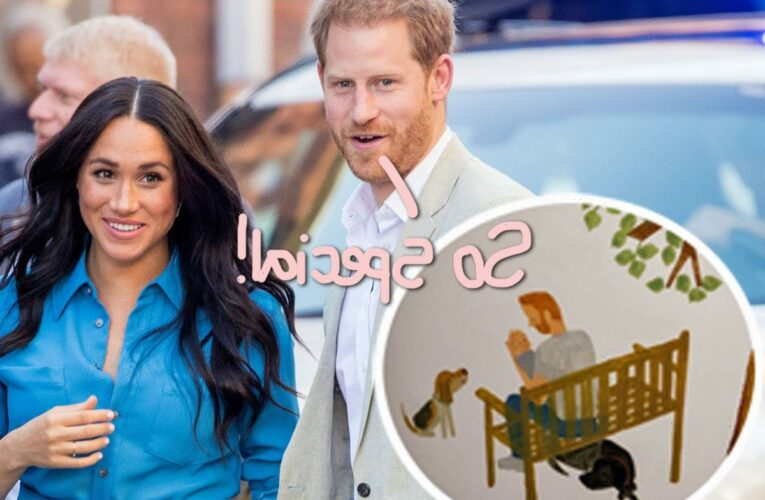Meghan Markle Explains Her Now-Famous Father's Day Gift To Prince Harry In First Interview Since Oprah!