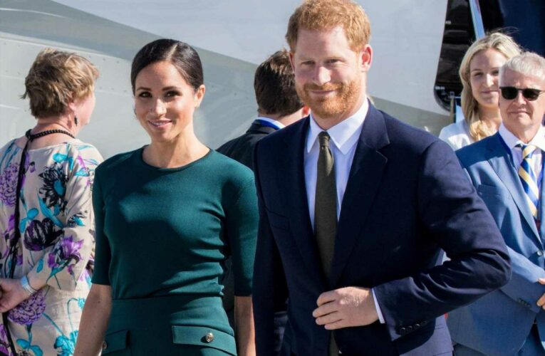 Meghan Markle interview – Duchess reveals The Bench is a 'love story' about growing with Harry 'in good times or bad'