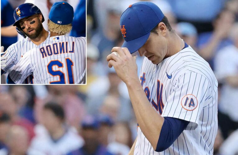 Mets overcome Jacob deGrom injury to handle Cubs