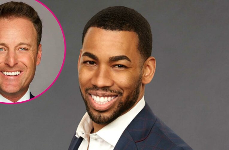 Mike Johnson Has a Message for Bachelor Nation Upset About Chris' Absence