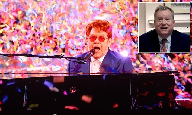Minister Lord Frost blasts Sir Elton John over  Brexit criticism