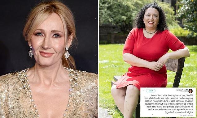 Mother who lost job over trans stance speaks out