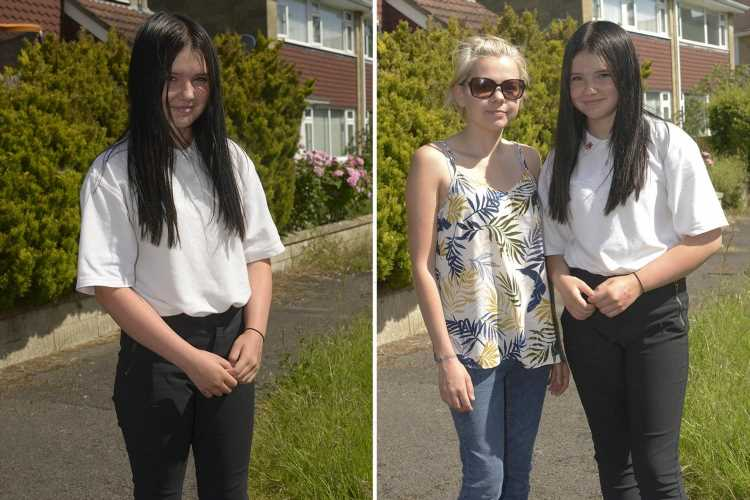 Mum's fury as schoolgirl, 14, sent to isolation for wearing 'too tight' trousers