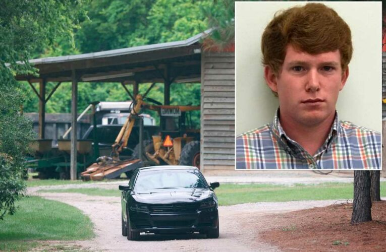 Murdered South Carolina man reportedly had other brushes with the law