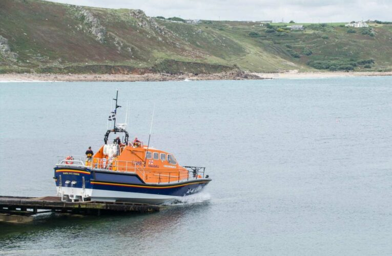 Mystery after body of naked man washes up on Cornish beach – and cops have NO IDEA who he is