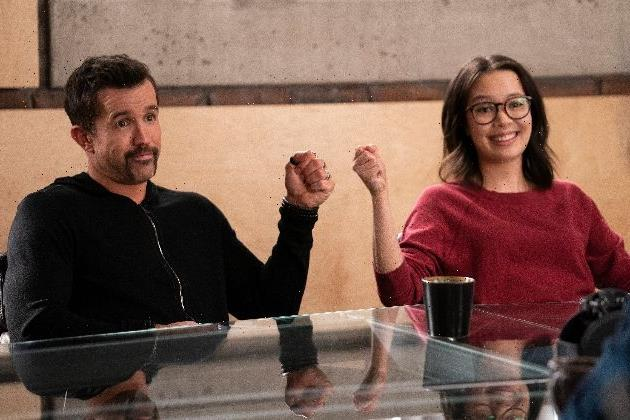 Mythic Quest's Rob McElhenney and Charlotte Nicdao Explain Ian and Poppy's Season 2 Role Reversal