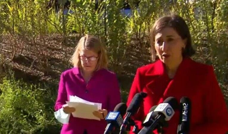 NSW Premier puts state 'on notice' ahead of crisis cabinet meeting