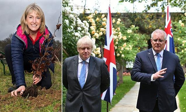 National Trust joins green group's attack on UK-Australia trade deal